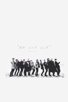 exo, kpop, and we are one image Exo Ot12, Chanbaek, K Pop, Exo Showtime, Chanyeol Baekhyun, Exo Lockscreen, Kim Minseok, Xiuchen, Kpop Exo