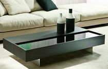contemporary glass coffee table LECCO BERTO SALOTTI