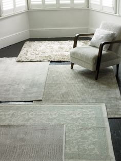 From The Laura Ashley Floor Rug Collection