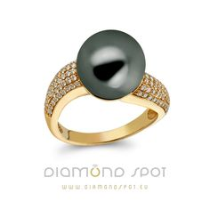 perly - Tahitské a sladkovodní perly - Zlatnictví Diamond Spot, Praha 1 Gemstone Rings, Gemstones, Jewelry, Diamond, Jewlery, Gems, Jewerly, Schmuck, Jewels