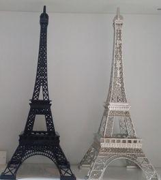 Eiffel Tower, Paris Baby Shower, Paris Theme Decoration, Wedding Decoration, Paris Party Favor, Wedding Centerpiece, Eiffel Centerpiece 16''