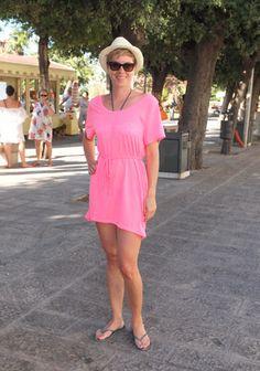 #Summer #Fluo #Rosa franziska signer
