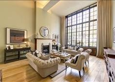 Gorgeous Arts and Crafts homes that Effie Gray would have loved Industrial Windows, Industrial Flooring, Effie Gray, Home Crafts, Arts And Crafts, Industrial Chic Style, Country Estate, Property For Rent, Exposed Brick