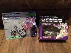 #Vintage g1 transformers lot octane & #flattop box #quick sell,  View more on the LINK: http://www.zeppy.io/product/gb/2/112187576187/