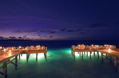 Six senses hotel in Maldives!  A place I must go before I die for sure!