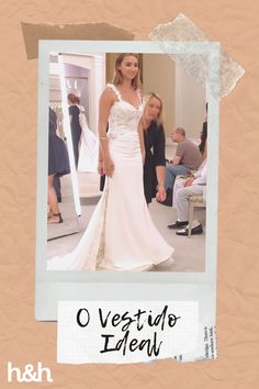 """Um pai muito exigente assume a procura do vestido ideal para sua filha... Será que ele vai achar o vestido dos sonhos dela? Venha ver esse vestido de noiva em """"O Vestido Ideal"""". Clique no link! 👰🏽💐🤍 #OVestidoIdeal #SayYesToTheDress #Casamento #VestidoDeNoiva #Noiva Mediterranean Wedding, Instagram Blog, Millie Bobby Brown, Couple Goals, Beautiful Outfits, Poses, Bridal, Aliexpress, Couples"""