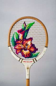 Rackets by Danielle Clough on www.inspiration-now.com