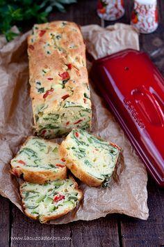 cake salato alle verdure