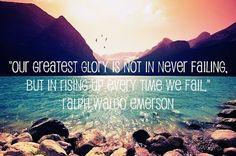 ralph waldo emerson #quotes #sayings #beautiful #inspirational