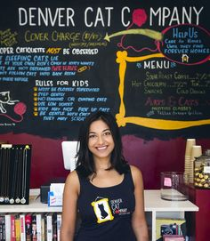 America's First Cat Wine Bar To Open In Denver #pets #cats #catbar #catwinebar #interestingnews