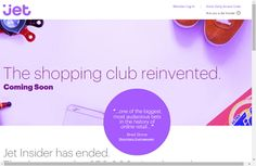 News: Start up raised millions to take on Amazon: Another start up is making a name in the eCommerce industry. Jet, co-founded by daredevil Marc Lore, has raised a total of $140 million in funding and it hasn't been made available to the public,yet. The start-up's co-founder and CEO, Marc Lore, said that they have plans on competing with Amazon through a dynamic pricing model. Jet is said to sell everything like Amazon but will have prices 10-15% lower than some other sites.