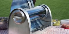 GoSun Stove estufa que funciona en luz solar #CES2016 http://j.mp/1RyI8aC |  #Cocina, #GoSunStove, #Noticias, #Salud, #Sobresalientes, #Tecnología