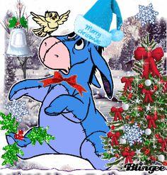 Christmas Eeyore - Google Search