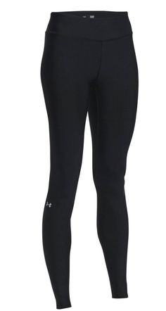 Under Armour® HeatGear® Leggings have a Signature Moisture Transport System that wicks sweat to keep you dry and light.