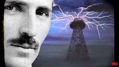 Nikola Tesla planned to build metallic towers for condensing atmospheric electricity Nikola Tesla, Tesla S, Tour Eiffel, Long Island, Wardenclyffe Tower, Tesla Inventions, Lightning Rod, Secrets Of The Universe, Pyramids Of Giza