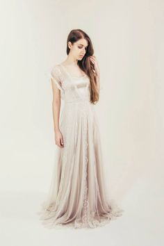 RTW Collection || E&W Couture || Adalynn Wedding Gown || Bridal Seperates || Alternative wedding dress