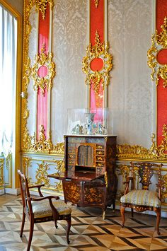 catherine palace interior images | Catherine Palace (Interior)