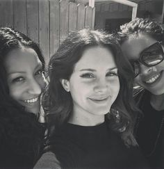 """""""The girls are back in town""""~ Lana Del Rey on Instagram 