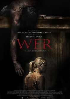 """Upcoming horror movie """"Wer"""" coming soon to US fb.me/HorrorMoviesList BestHorrorMovieList.com #horrormovies"""