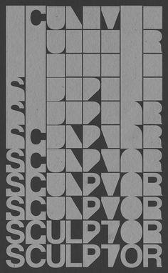 great type: swiss style inspiration