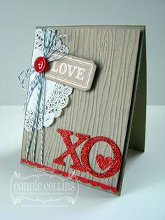 XO Valentine by Connie Collins