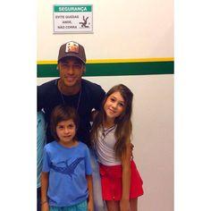 "manu ❤❤ NJR... ✌ on Instagram: ""@institutoneymarjr !!"" Neymar, Football, My Favorite Things, Instagram, Fashion, Soccer, Moda, Futbol, Fashion Styles"