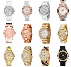 Michael Kors...I'll take them all