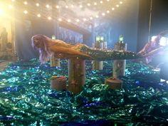 Katy Perry planking Mermaid