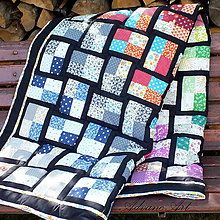 Úžitkový textil - V dúhe - 6954242_