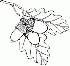 Leaf color page. Nature & Food coloring pages. Coloring pages for kids. Thousands of free printable coloring pages for kids! Leaf Coloring Page, Fall Coloring Pages, Online Coloring Pages, Animal Coloring Pages, Free Printable Coloring Pages, Coloring Books, Printable Templates, Aluminum Foil Art, Decoupage
