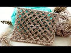 Yazlık şal ve yeleklerde kullanmanız için delikli bir örgü modelinin detay… We share the detailed description of a perforated knitting pattern for use in summer shawls and vests. Mesh is a very useful model for women! Easy Knitting Patterns, Lace Knitting, Knitting Stitches, Knitting Needles, Stitch Patterns, Knitting Scarves, Knitting Videos, Crochet Videos, Crochet Edgings