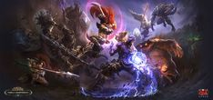 League of Legends is the world's most played video game! Repin if you play it!