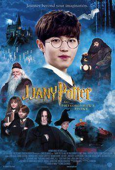 Stuart Craig, Produce 101 Season 2, Kim Jaehwan, 3 In One, Harry Potter, Marvel, Fan Art, Kpop, In This Moment