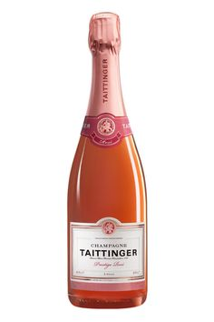 For a *Very* Fancy Night In: Taittinger Prestige Rosé