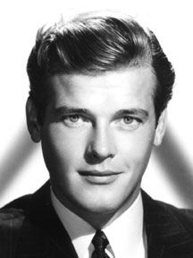 The Saint- Roger Moore