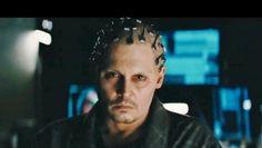 Transcendence: trailer italiano del thriller sci-fi con Johnny Depp