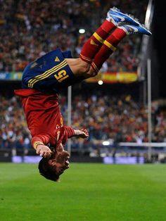Sergio Ramos #15 #Spain #fabregas http://footballgossipcelebrity.blogspot.com/2013/07/manchester-united-lodge-second-bid-for.html