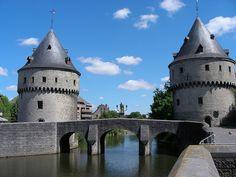 Belgium - Kortrijk - Broeltorens by G524_persoon2, via Flickr