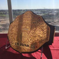 Wrestling Shirts, Wrestling Wwe, Wwe Sports, Wwe Belts, World Heavyweight Championship, Sports Celebrities, Wwe Champions, Cm Punk, Professional Wrestling