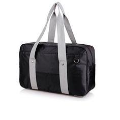 980c4750eebb Amazon.com  H L Japanese College COS JK Uniform Students School Bag  Shoulder Bag for Teens Girls Boys Students (Black)  Clothing