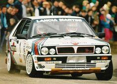 Lancia Delta HF al Massimo Martini Racing, Lancia Delta, Rally Car, Car And Driver, Alfa Romeo, Maserati, Cars And Motorcycles, Race Cars, Cool Cars