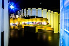 NIDA MUSEUM by Voravuth Sompaiboon, via Behance