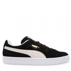 8261ac1a039 Buy Puma SUEDE CLASSIC Black White online at Hype DC. Available in a variety