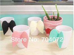 4pcs/lot Angel Wings Angle Creative Couples Cup Travel Mug Pen Case no color box  free shipping $17.37
