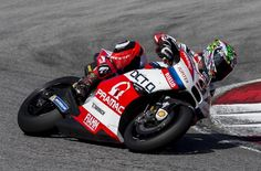 Petrucci leads day two of Sepang test