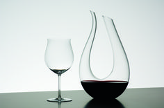 Riedel decanters