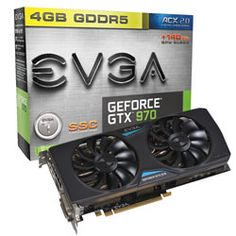 EVGA - Product Specs - EVGA GeForce GTX 970 SSC GAMING ACX 2.0