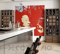 #kitchen #design #interior #furniture #furnishings #interiordesign  комплект в кухню Volpi Contemporary Wallis, W008G