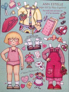US $4.50 Used in Dolls & Bears, Paper Dolls, Magazine