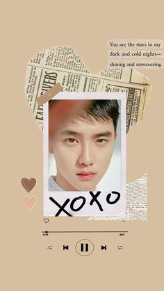 Black Pink Dance Practice, Exo Do, Do Kyung Soo, Pop Bands, Happy Fun, Kyungsoo, Penguin, Aesthetic Wallpapers, Polaroid